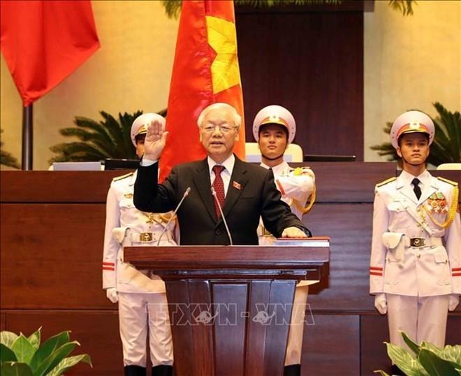 2018年越南十大新闻事件