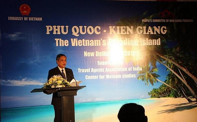 越南在印度展开越南玉岛——富国岛推介活动