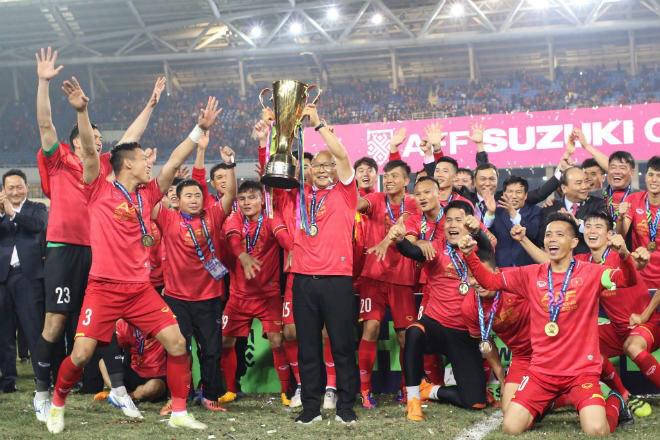 FIFA年终排名:越南居世界第100
