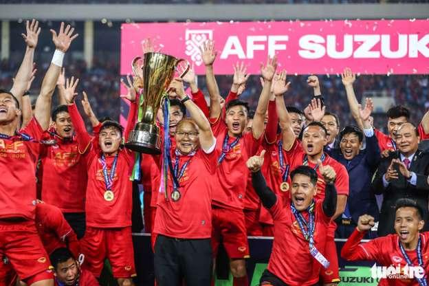 亚足联主席祝贺越南国家队取得佳绩