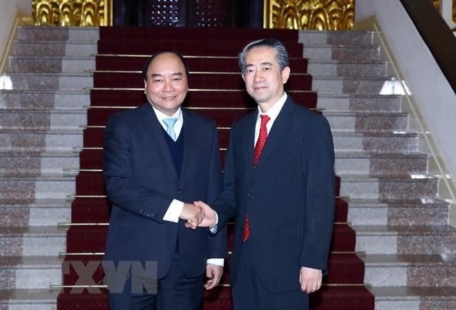 越南重视发展越中睦邻友好和全面合作关系