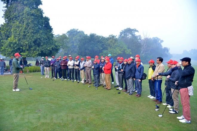 越南在印度推广高尔夫旅游