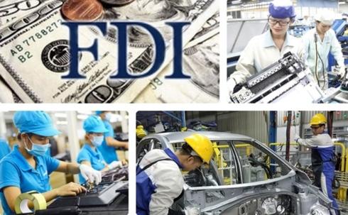 2018年越南吸引FDI近354.6亿美元