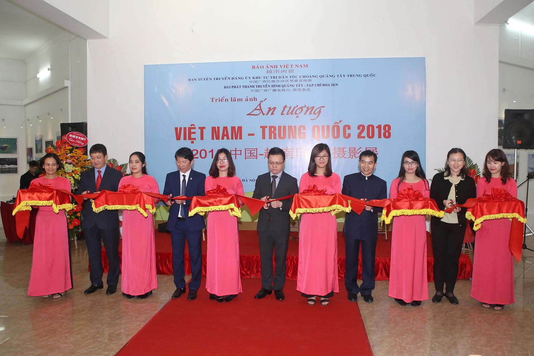 """2018年""""越南-中国印象""""摄影展:展现越中两国的魅力瞬间"""