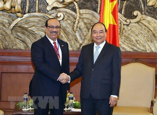 越南政府一向鼓励潜力投资商前来投资