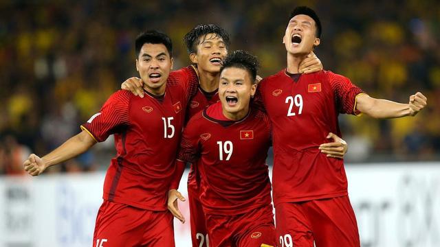 越南队成为2019阿联酋亚洲杯最年轻球队