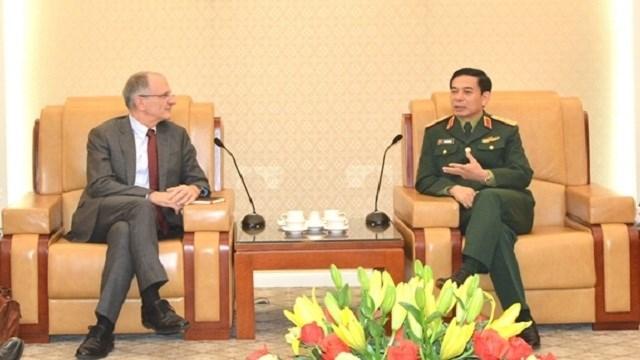 越南-欧盟关系取得积极进展