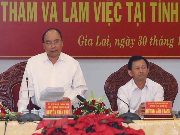 阮春福总理:将西原地区建设成为有机农业丰富、生态多样的高原