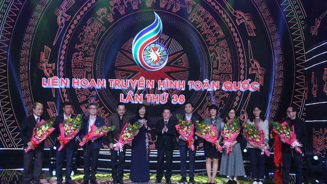 越南第38届全国电视联欢会隆重开幕