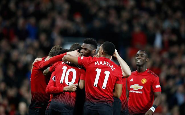 英超: 曼联4-1夺3连胜