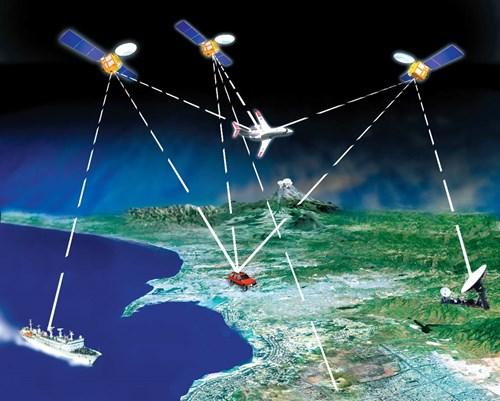 在越建设全球导航卫星系统卫星地面站