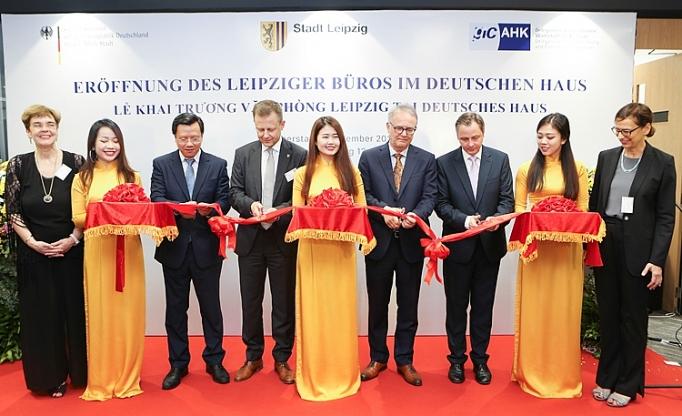 莱比锡市成为在越南开设代表办事处的首个德国城市