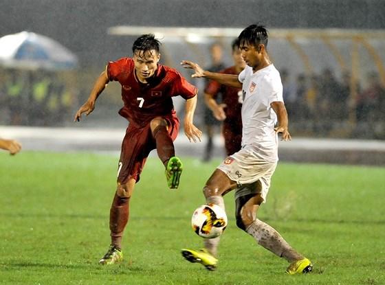 2018年第12届越南国际U21足球赛:越南队取得开门红