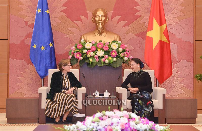 越南与欧盟各领域合作关系良好发展