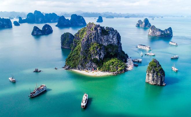 2018年赴越南旅游的中国游客量约达500万人次