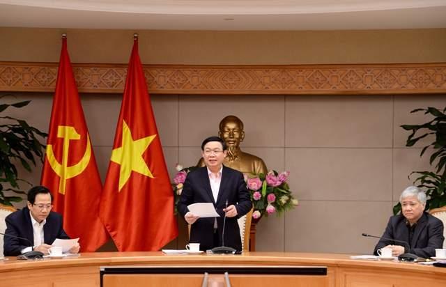 越南政府副总理王廷惠:2019年集中建设新农村模式