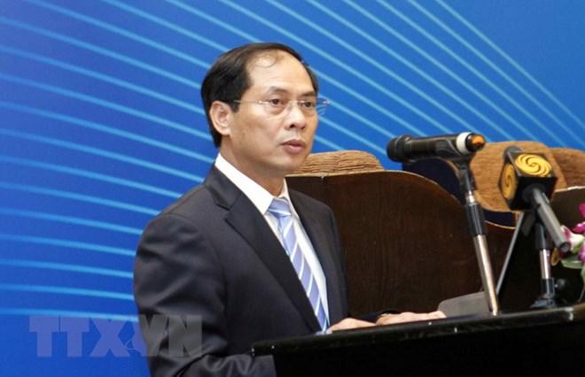 越南积极参加2019年G20峰会第一次协调人会议