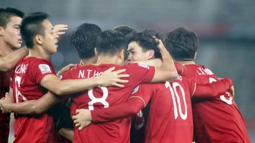 2019年亚洲杯小组赛首轮收官:越南队有望进入16强淘汰赛