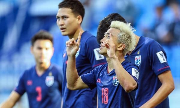 亚洲杯: 泰国1-0巴林斩小组首胜