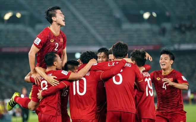 亚洲杯:越南队晋级1/8决赛