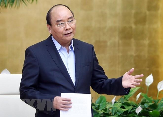 阮春福总理:努力创新、有力行动 力争全面胜利完成2019年计划