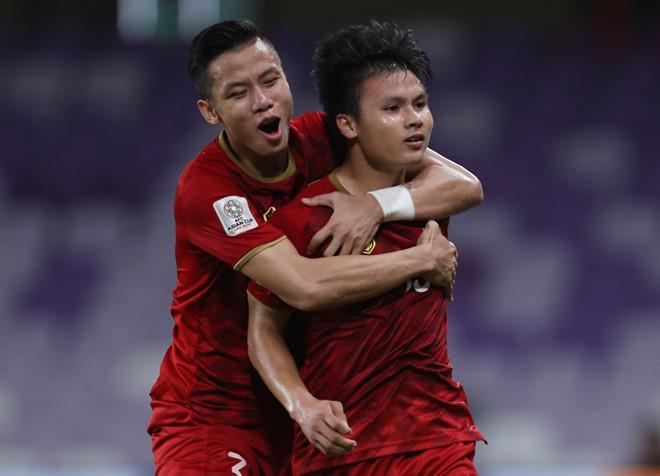 2019年亚洲杯:越南取首胜
