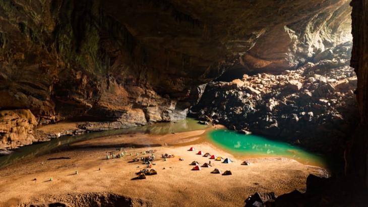 山冬洞——世界最佳旅游目的地之一