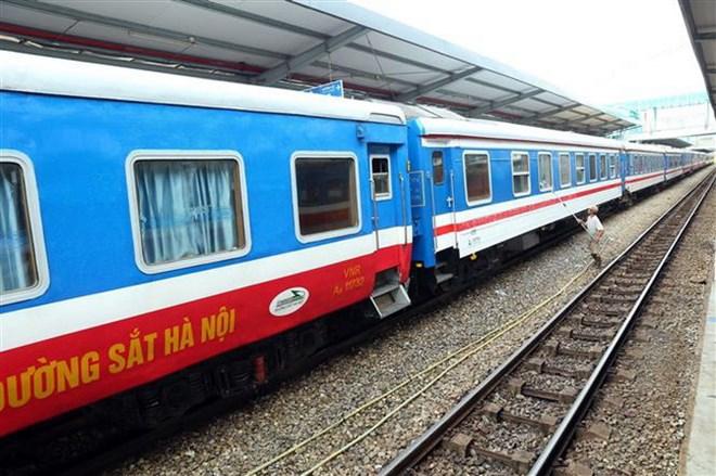 河内-南宁国际列车运行十载 运送旅客量超40万人次