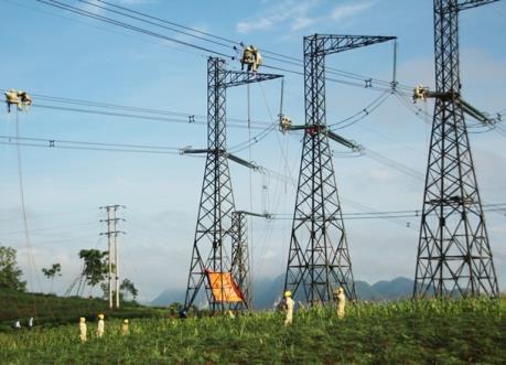 老挝力争到2025年成为区域电力传输中心