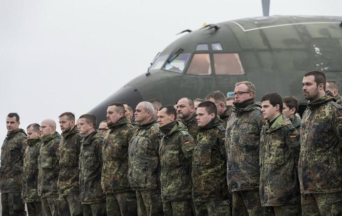 德国向北约承诺将持续增加国防开支