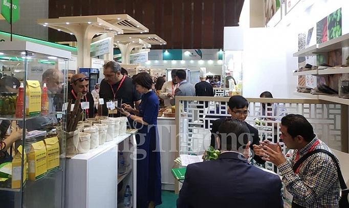 2019年迪拜国际食品和饮料展: 越南展团成交额达2000万美元