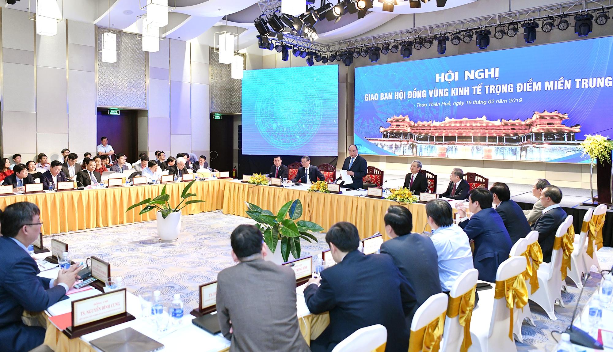 阮春福总理出席中部西原地区旅游发展会议