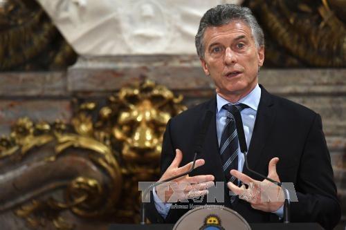 越南和阿根廷增进全面伙伴关系