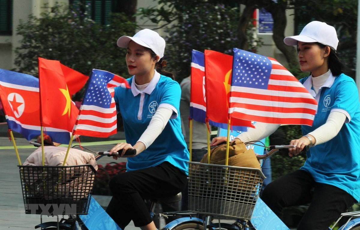 国际舆论对美朝首脑会晤予以厚望