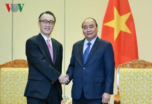 越南希望日本将跻身对越投资国家和地区榜单前列