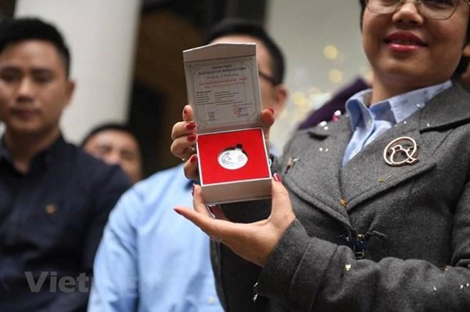 第二次美朝首脑会晤纪念硬币正式发行