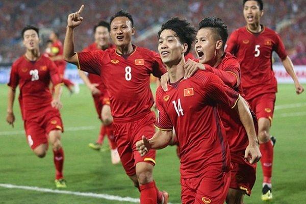 越南队有望参加2022年世界杯