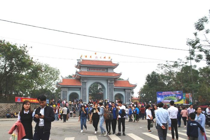 2019年越南北宁省林庙会(组图)