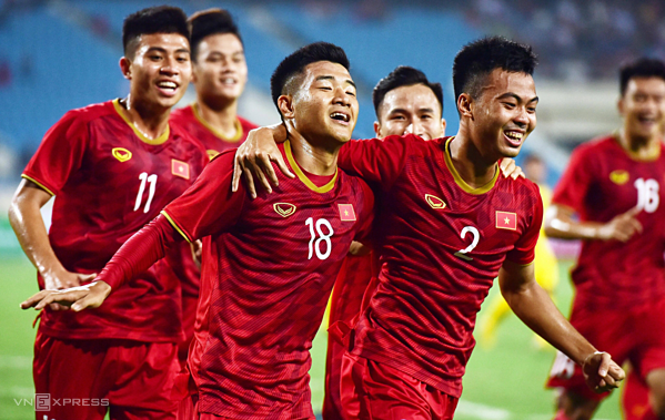 2020年亚洲U23足球赛资格赛:越南队取得开门红