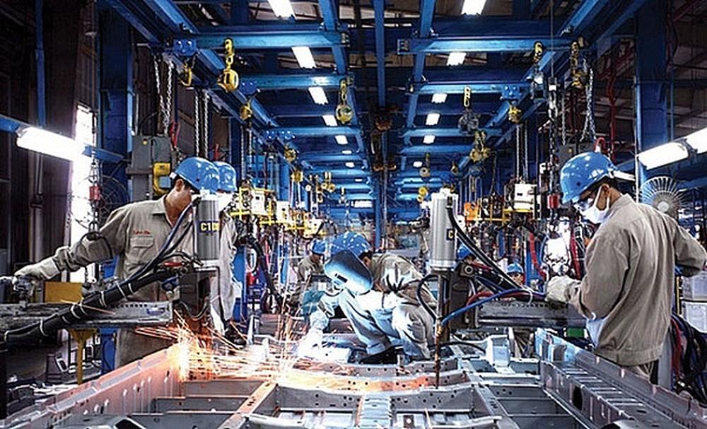 2019年前两个月全国工业生产指数同比增长9.2%