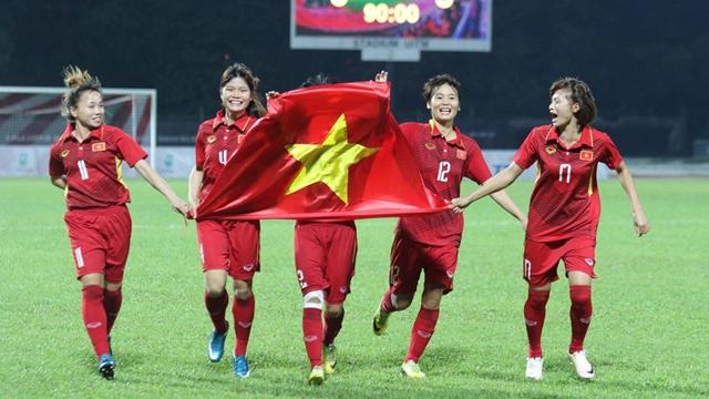 越南女足队将与缅甸队进行两场热身赛