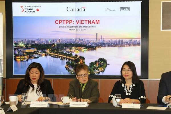 加拿大企业进一步关注越南市场