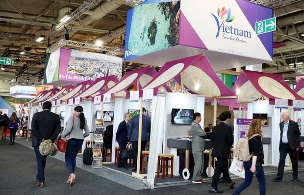 越南在法国展开旅游促进推广活动