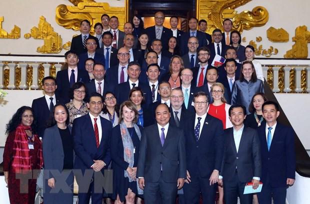 越南一向为美国企业在越南成功投资兴业打造便利