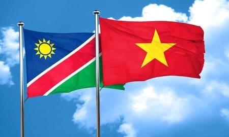 越南领导人电贺纳米比亚国庆29周年
