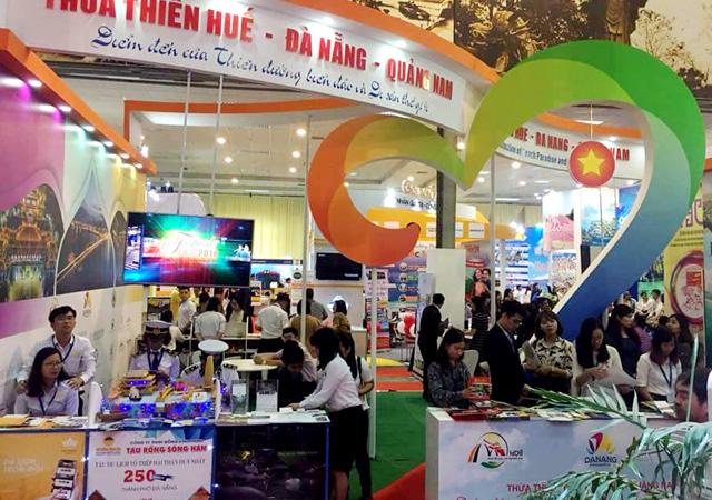 岘港、顺化、广南三地在德国推广旅游潜能