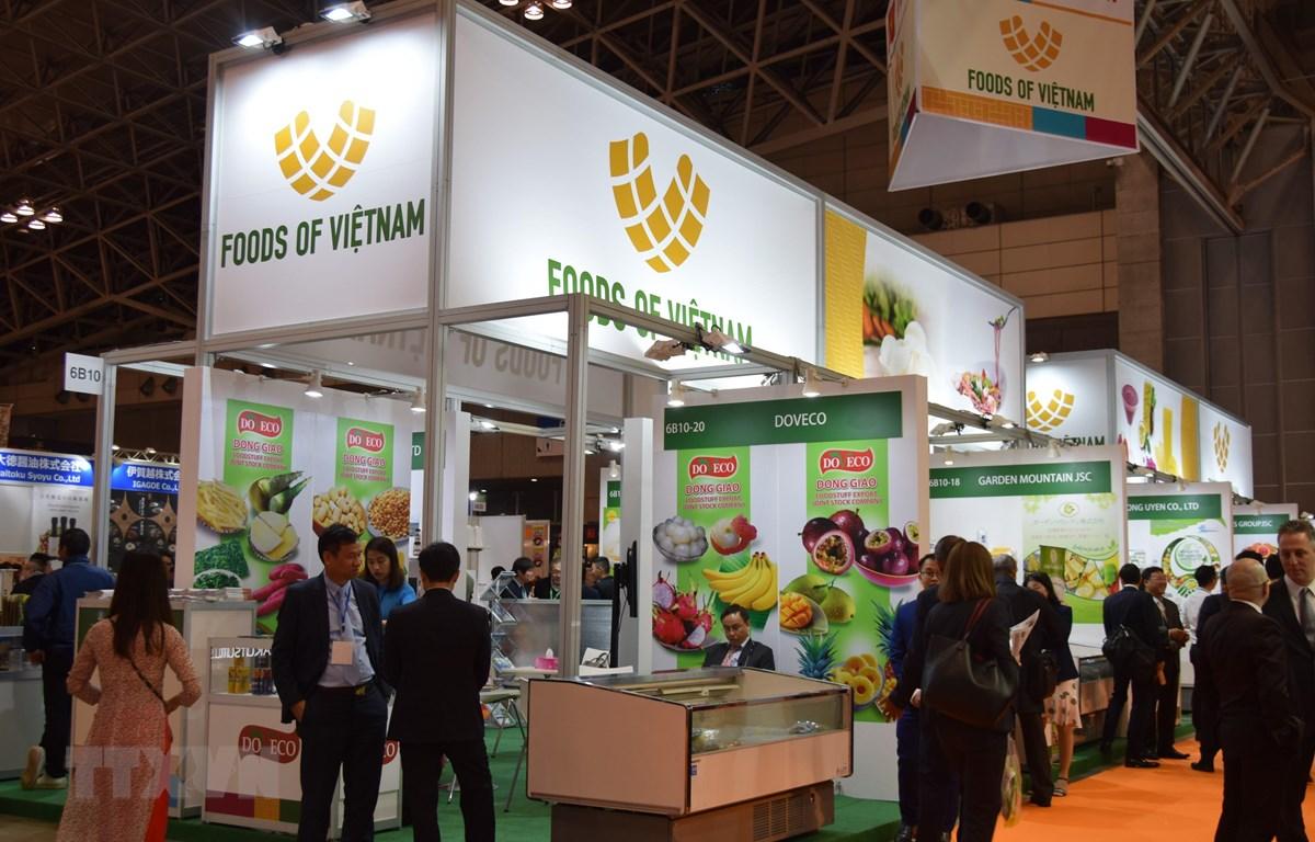 向日本推广越南冷冻农产品的机会