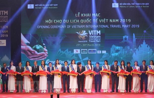 2019年越南国际旅游博览会:为国内旅游企业开拓商机
