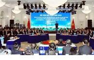 越南谅山、高平、河江、广宁四省省委书记与中国广西壮族自治区区委书记进行会晤