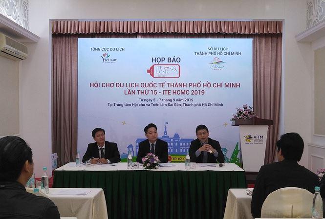 2019年胡志明市国际旅游展聚焦4个重点国际旅游市场